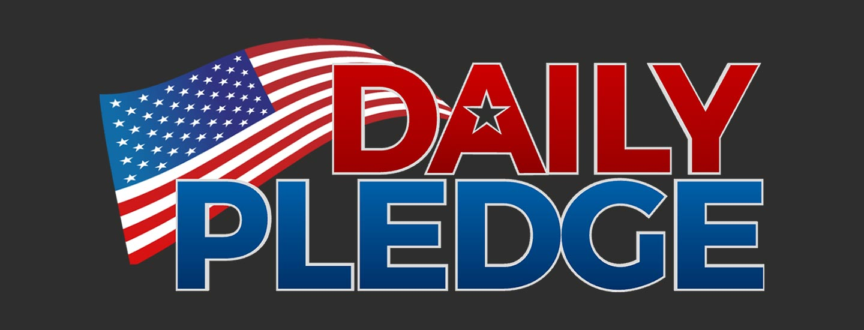 Daily Pledge Topper