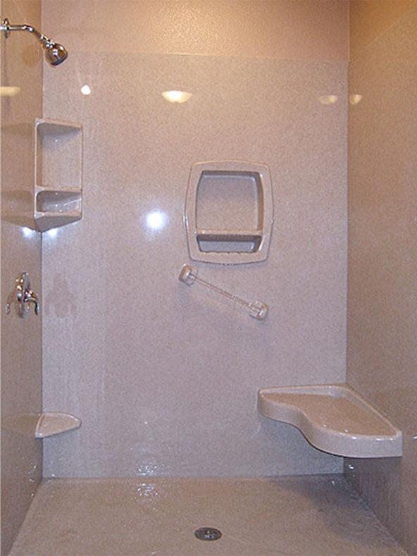 Onyx shower system
