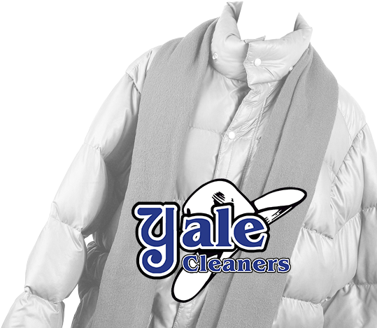 Yale Cleaners logo