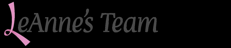 leanne's team logo
