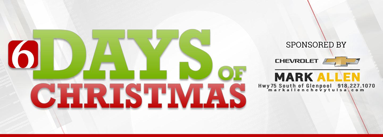 6 Days of Christmas logo