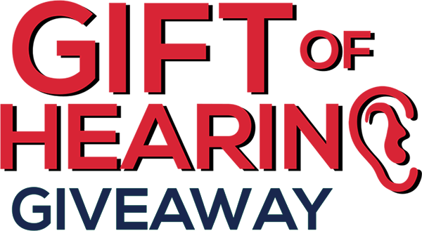 Hearing Aid Give Logo