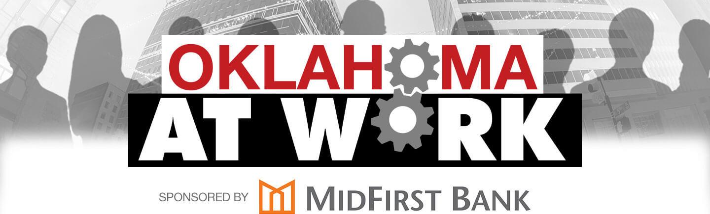 Oklahoma at Work logo