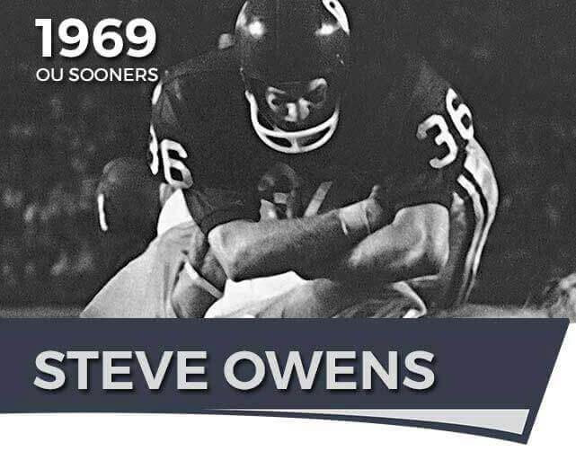 Steve Owens