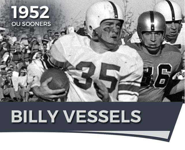 Billy Vessels