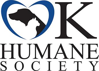 Oklahoma Humane Society's logo